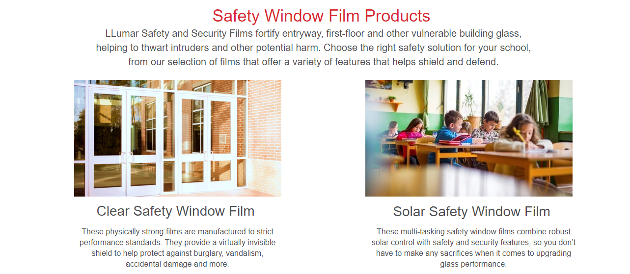 Safety Windows